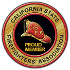 Proud Member of the California State Firefighters' Association